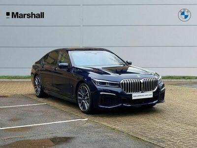 used BMW 740 7 Series d xDrive M Sport 4dr Auto