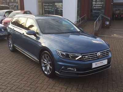 used VW Passat 2.0 TDI SCR 190 R Line 5dr DSG [Panoramic Roof] Automatic