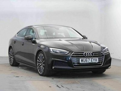used Audi A5 2.0 TDI S Line 5dr S Tronic