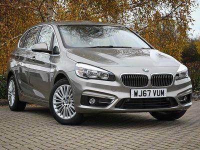 used BMW 216 Active Tourer d Luxury