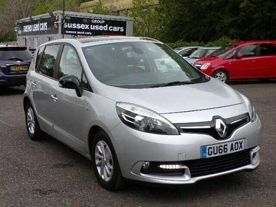 used Renault Scénic 1.5 LIMITED NAV DCI