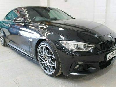 used BMW 1M 4 Series 2.0 425d M Sport Auto 2drWARRANTY + FSH + CAMERA Coupe 2016