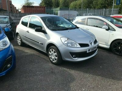 used Renault Clio 1.2 Extreme 16v (75bhp) 3d