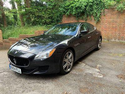 used Maserati Quattroporte 3.0 TD 4dr