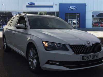 used Skoda Superb 2.0 TDI CR SE Technology 5dr Diesel Estate