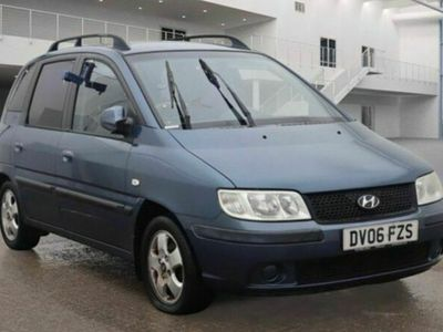 used Hyundai Matrix 1.6 GSi 5dr