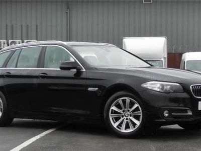 used BMW 520 5 Series D [190] Se 5Dr
