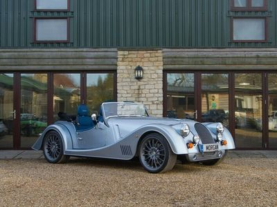 used Morgan Plus Six Moonstone First Edition 3.0 2dr