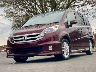 used Honda Stepwgn 2.0 Litre Auto 8 Seater Spada 5-Door Dual Power Door Rear Camera Guaranteed 45K Miles
