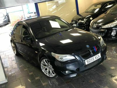 used BMW 523 5 Series 2.5 i Sport 4dr
