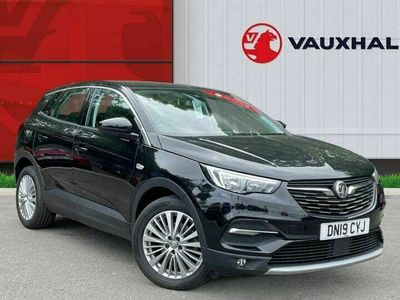 used Vauxhall Grandland X 1.5 Turbo D Blueinjection Sport Nav Suv 5dr Diesel Manual s/s 130 Ps