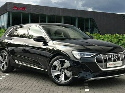 used Audi E-Tron  - S line 50 quattro 230,00 kW Auto 5-Door Comfort and Sound Pack