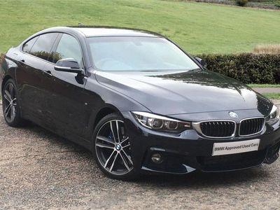 used BMW 430 4 Series 2019 4 SERIES d M Sport 5dr Auto [Professional Media] Hatchback Hatchback 2019