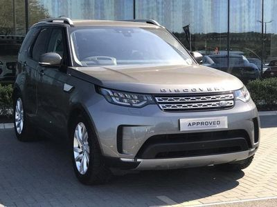 used Land Rover Discovery DISCOVERY 2017 Scorrier