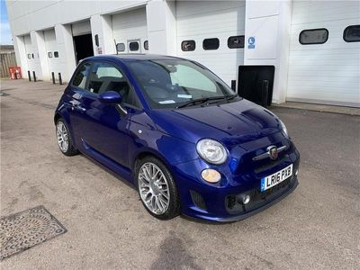 used Abarth 500 1.4i T-Jet (140 PS) 3dr