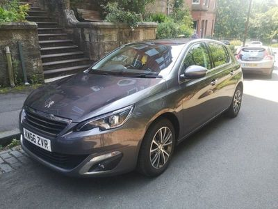 used Peugeot 308 2.0 BlueHDi Allure EAT6 (s/s) 5dr
