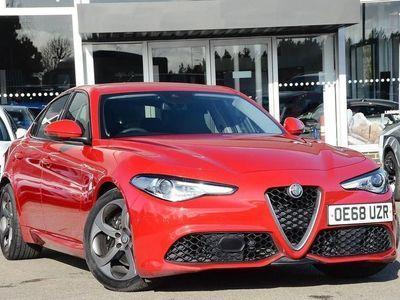 used Alfa Romeo Giulia 2.0 280bhp Veloce s/s