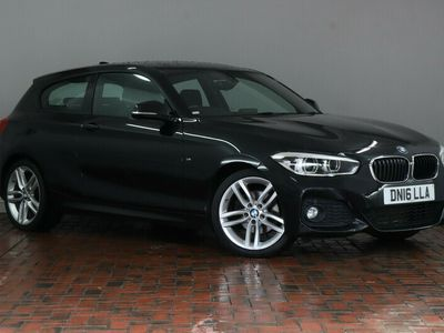 used BMW 120 1 Series i M Sport 3dr [Nav]