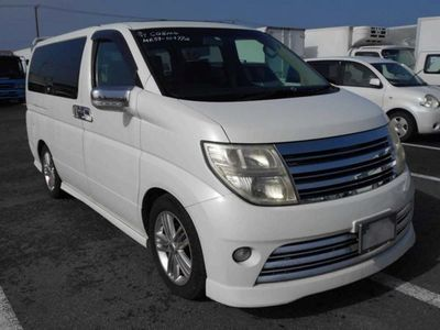 used Nissan Elgrand