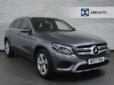 used Mercedes 220 Glc GLC4Matic Sport Premium 5dr 9G-Tronic Estate diesel estate