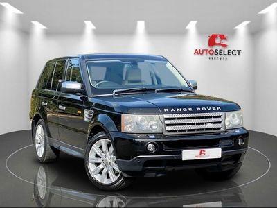 used Land Rover Range Rover Sport 4.2 V8 S/C 1ST ED 5d 385 BHP