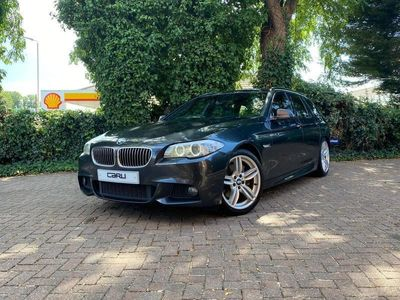 used BMW 535 5 Series d M Sport 5dr Step Auto