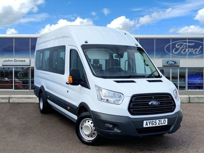 used Ford Transit 2.2 Tdci 125Ps H3 17 Seater