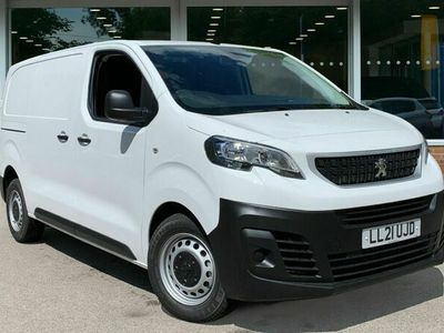used Peugeot Expert 2.0 BlueHDi 1400 Professional Compact Panel Van SW