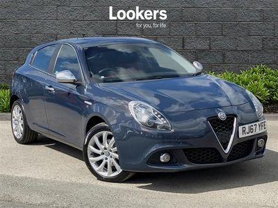 used Alfa Romeo Giulietta DIESEL HATCHBACK