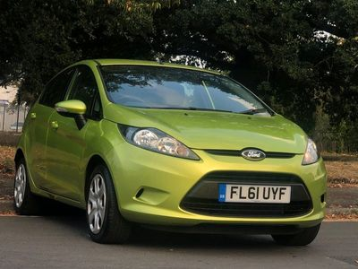 used Ford Fiesta 1.25 Edge 5dr