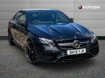used Mercedes E63S AMG E Class Amg Saloon4Matic+ Premium 4dr 9G-Tronic 4.0