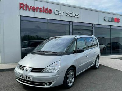 used Renault Grand Espace 2.0 dCi Dynamique TomTom Initiale Lux Auto 5dr