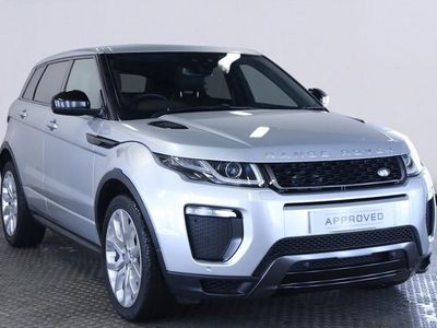 used Land Rover Range Rover evoque 2.0 SD4 HSE Dynamic 5dr Auto 2018