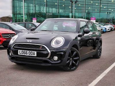 used Mini Cooper S Clubman Clubman2.0 6dr Chili Media Pack 18in Alloys 6-Door