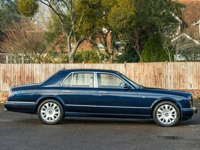 used Bentley Arnage 6.8 R 4dr