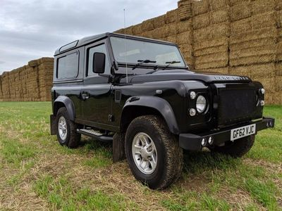 used Land Rover Defender 90 TD XS STATION WAGON #92 2013