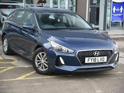used Hyundai i30 New Generation1.0 T-GDi (120ps) S Tourer 1.0 T-GDi S Tourer (s/s) 5dr