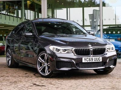 used BMW 620 Gran Turismo 6 Series d M Sport 2.0 5dr