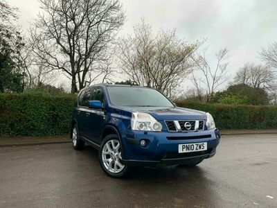 used Nissan X-Trail 2.0 dCi Tekna 5dr