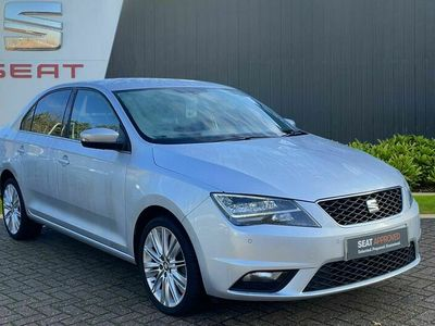 used Seat Toledo XCELLENCE 1.0 TSI 110 PS 6-speed manual