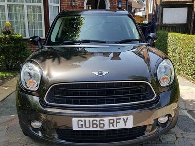 used Mini One Countryman 1.6 (Pepper) 5dr