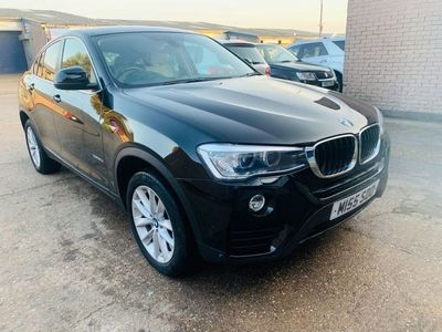 used BMW X4 XDRIVE20D SE GREAT SPEC 2.0 5dr