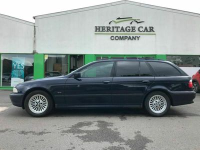 used BMW 530 5 Series 2.9 d SE Touring 5dr