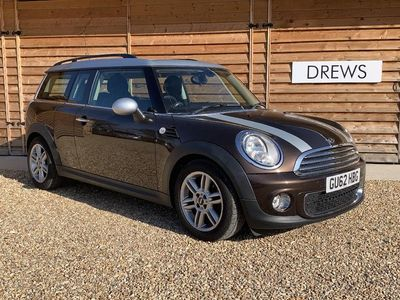 used Mini Cooper D Clubman One Owner 20 Tax New MOT 1.6 5dr