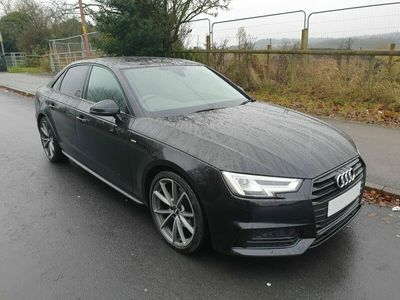 used Audi A4 2.0 TDI S line (s/s) 4dr