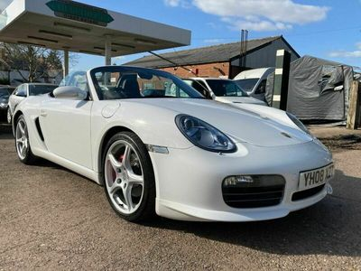 used Porsche Boxster 3.4 S Sport Edition 2dr Tiptronic S