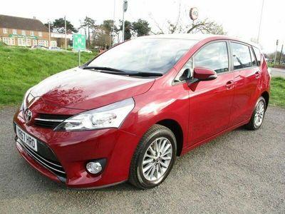 used Toyota Verso 1.6 VALVEMATIC ICON 5d 131 BHP