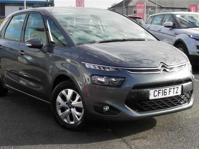 used Citroën C4 Picasso 1.6 Bluehdi Vtr+ 5Dr
