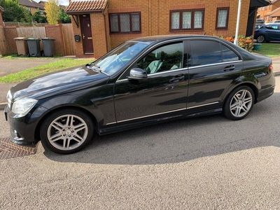 used Mercedes C220 C Class 2.1CDI Sport 4dr