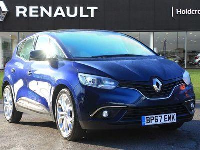used Renault Scénic 1.6 dCi Dynamique Nav 5dr